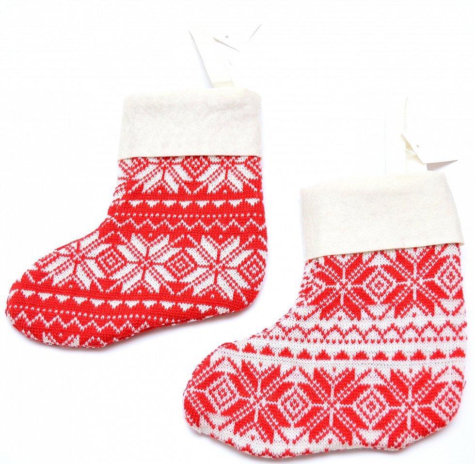 Weihnachtssocke Nikolausstiefel Weihnachtsstiefel Nikolaussocke ...